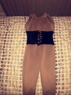 Fashionnova jumpsuit size small