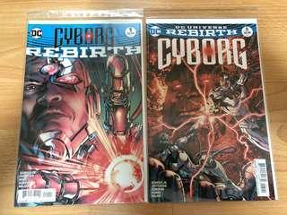 Cyborg (DC rebirth)