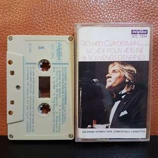 Cassette》Richard Clayderman