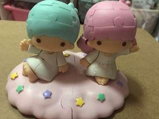 Little Twin Stars Puzzle Toy