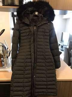 Zara XS winter coat