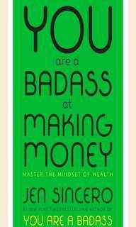 You Are a Badass at Making Money: Master the Mindset of Wealth  EBOOK
