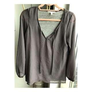 $138 Soft by Joie Blouse Size XS