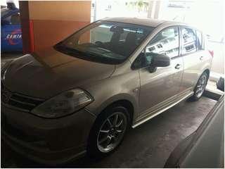 Nissan Latio Sport 1.5 Auto