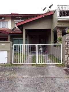 Double Storey House - Rent