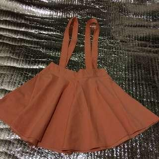 Rok warna peach