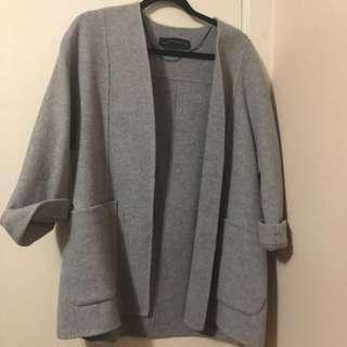 Zara thick coat