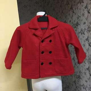 Wool Girl Jacket / Blazer