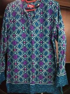 batik corak top