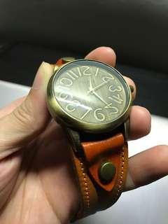🚚 復古手錶(電池需更換)