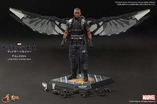 Hot Toys Falcon Winter Soldier