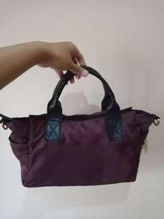 Mini Erica Brown Chocolate Moozee Bag
