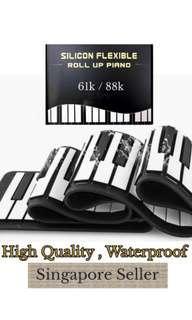 Roll up Piano / Foldable Piano / Keyboard