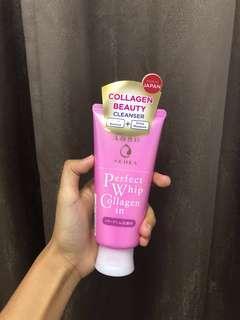 Senka Perfect Whip Collagen 120gr