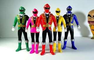 Authentic Bandai Kaizoku Sentai Gokaiger power ranger japan toy