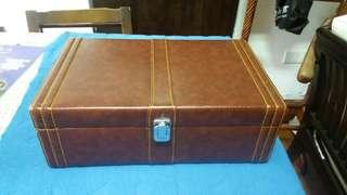 1 pc Multi purpose Brown Briefcase Bag