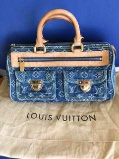 🚚 Lv丹寧手提包