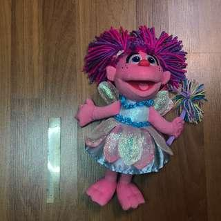 Abby Cadabby plushie
