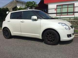 Small Vehicle Car for rent rental (manual & auto gear box)