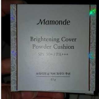 Mamonde Brightening Cover Powder Cushion