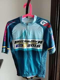 Putrajaya Century ride Cycling Jersey