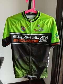 Shah Alam Enduride cycling jersey