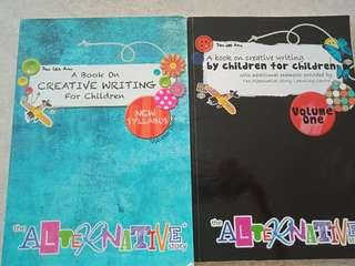 The alternative Story creative writing p5 and 6 with grammar and  synthesis
