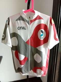 CFAL event cycling jersey