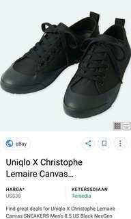 Uniqlo x cristophe size 39 95%