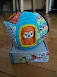 (全新) Infantino 嬰兒BB玩具 波波