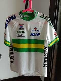 Vintage Mapei Sportful cycling jersey