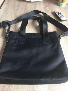 loptop bag sling or handbag