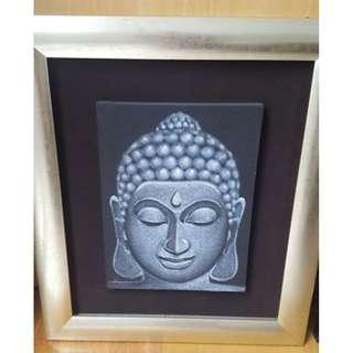 Pre-Loved Buddha Wall Painting