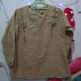 Blouse women fit to L
