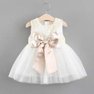 🌟PM for price🌟 🍀Baby Girl Bow Lace Tutu Dress🍀