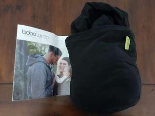 Boba wrap black