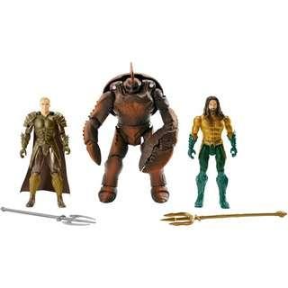DC Multiverse - Aquaman 3 Pk
