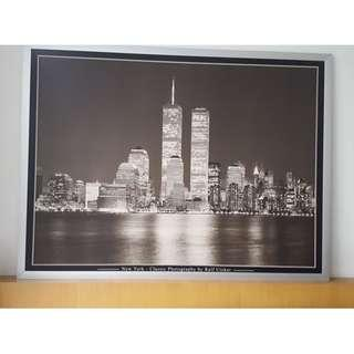 Preloved Photograh Picture -New York by Ralf Uicker
