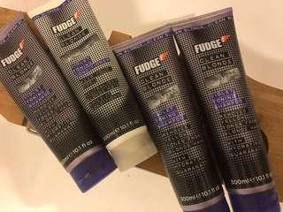Fudge purple shampoo