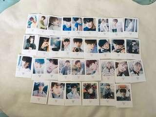 [ WTS / SELLING ] UNOFFICIAL SEVENTEEN LOMO CARDS