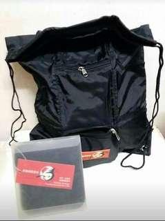 賽馬會國際賽背包( 全新未用 )