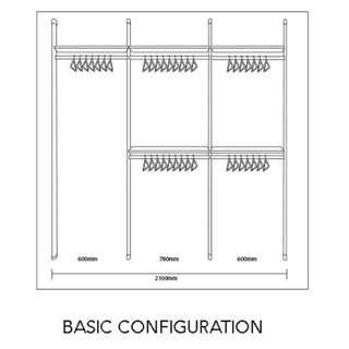 🚚 7FT(BASIC) - POLE SYSTEM KOREA CONCEPT