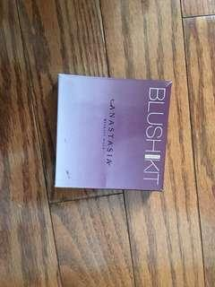 Women's makeup ABH blush and contour & juicy couture perfume