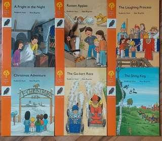 Oxford Reading Tree: More Owls Stage 6: Pack of 6