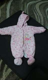 Baby Girl Winter Suit #bundlesforyou