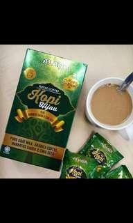 Alana Green Coffee with Chia Seeds (promo)