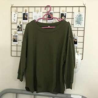 Uniqlo, Padini, H&M Sweater