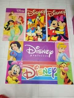 Large Disney cartoons