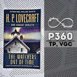 The Watchers out of Time by HP Lovecraft