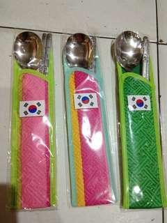 Sendok korea original